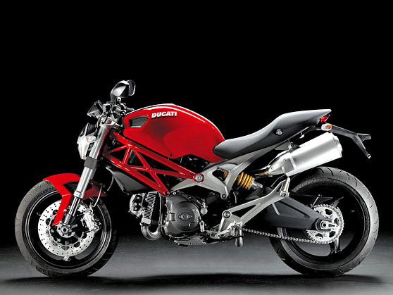 Drool The New 2008 Ducati 696 Monster Julians Name